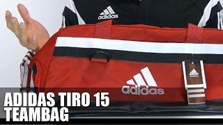 Video Adidas Tiro 15 Teambag Sporttasche - Vorstellung download MP3, 3GP, MP4, WEBM, AVI, FLV Agustus 2018