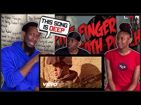 FIVE FINGER DEATH PUNCH - Remember Everything (Official Video) | Fam REACTION 🔥🤘🔥 (Evan)
