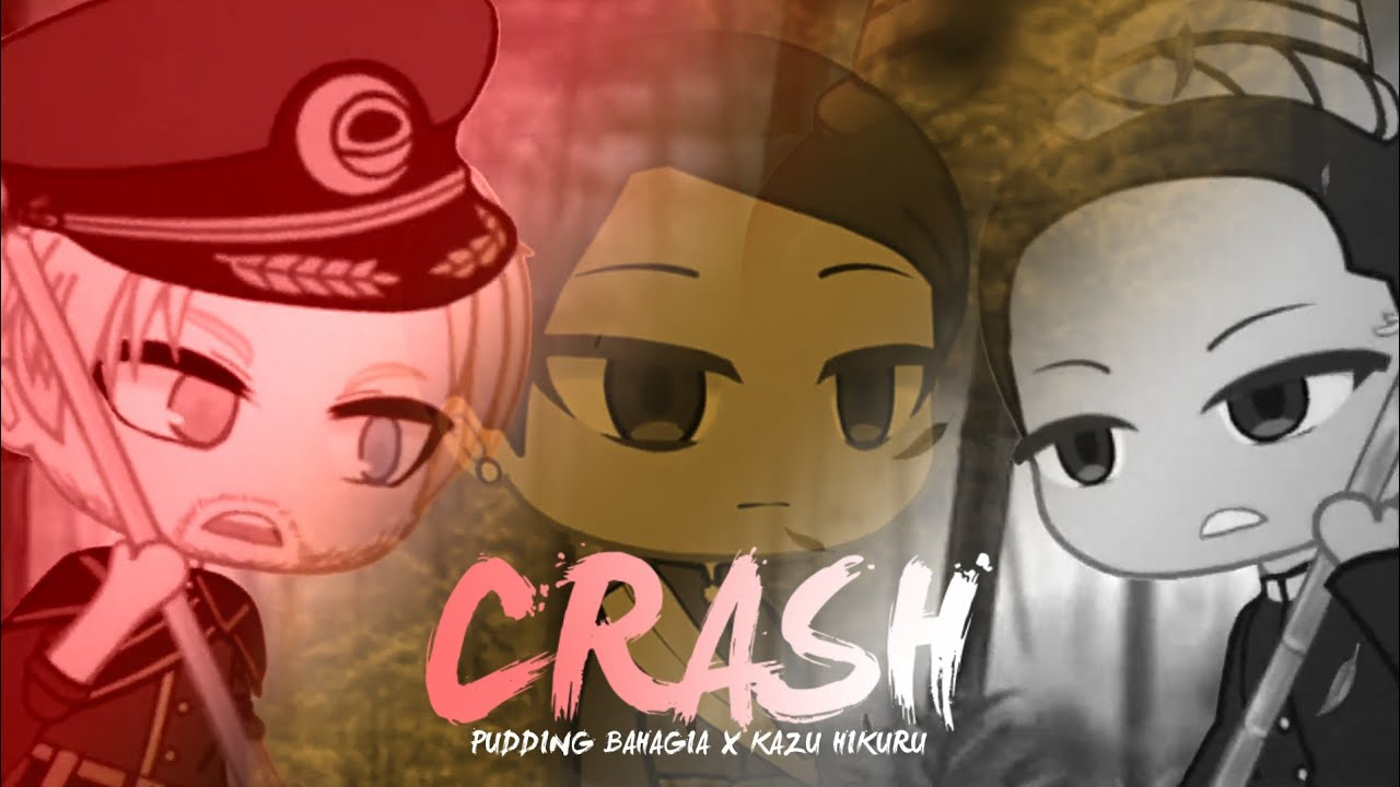 Crash Meme Collab with Kazu Hikuru