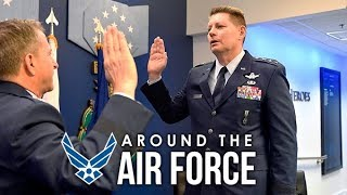 Video Around the Air Force: Future of War / Space X Support / Space Command Vice Commander download MP3, 3GP, MP4, WEBM, AVI, FLV Juli 2018