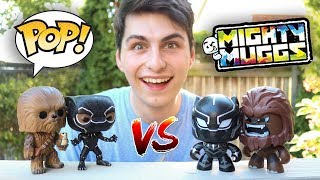 Baixar Mighty Muggs VS Funko Pops | Which is Better?