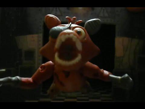 Old Foxy de plastilina XD - RonyBonnie