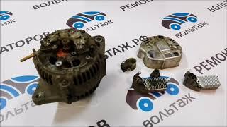 Ремонт генератора Сузуки SX4
