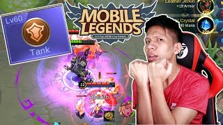 OH BEGINI RASANYA PAKE EMBLEM LEVEL MAX ! TEBEL BANGET YOO ! - MOBILE LEGEND INDONESIA