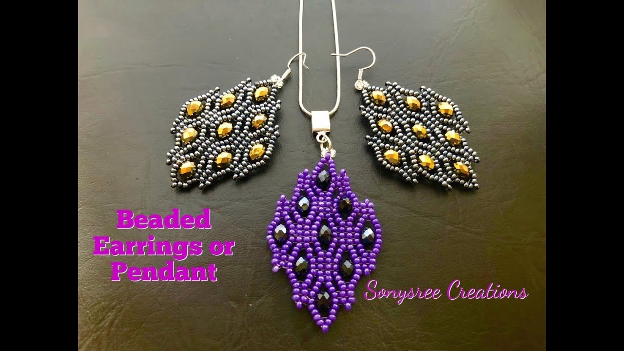 How To Make This Awesome Earrings