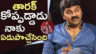 Actor Sameer Shares Unknown Funny Incident With Jr NTR | TFPC