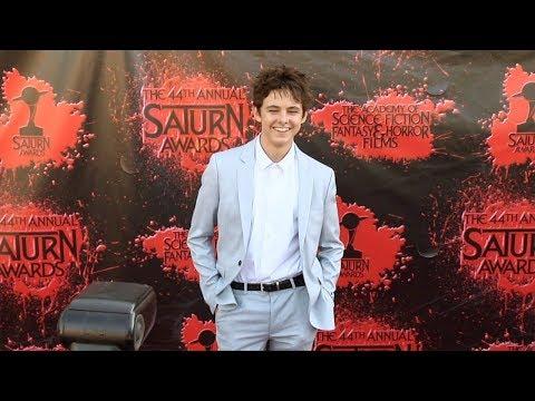 Max Charles 2018 Saturn Awards Red Carpet