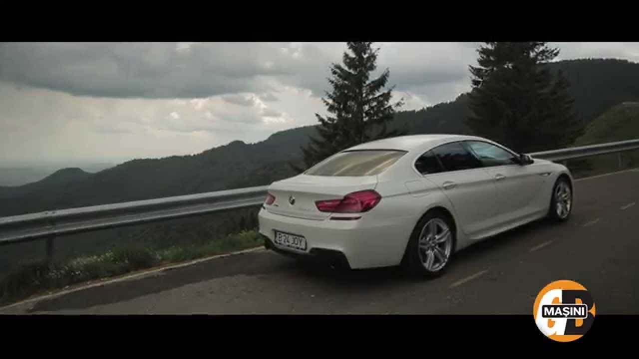 test bmw seria 6 gran coupe facelift i k 1600 gt youtube