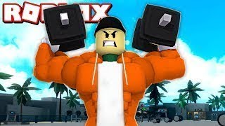 Everyone is a bully| ROBLOX WEIGHT LIFTING SIMULATOR 3