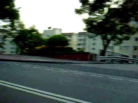 Nokia 5530 XpressMusic Video Camera Test (outdoors)