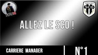 FIFA 14 | Angers | La bataille du promu | L