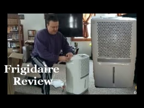 Frigidaire Dehumidifier 50 pints Review