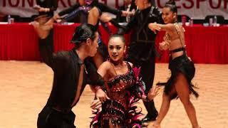 Publication Date: 2019-11-18 | Video Title: 2019 香港體育舞蹈排名賽 16-34歳 拉丁舞 Samb