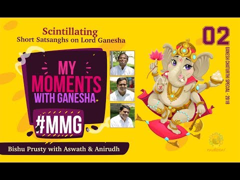 My Moment with Ganesha 02 - Aswath and Anirudh | Ganesh Chaturthi Celebrations at Puttaparthi