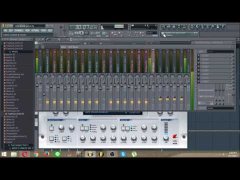 [FL Studio Indonesia] Kemal Palevi - Anjay ft Young Lex, Mack G, Robert Wynand [FREE FLP]