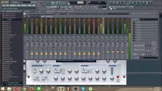 [FL Studio Indonesia] Kemal Palevi - Anjay ft Young Lex, Mack G, Robert Wynand [FREE FLP]