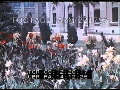 Home Movies: South American City & Mining 221797-08 | Footage Farm