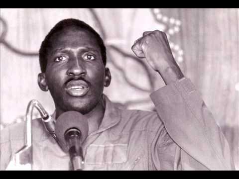 Thomas Sankara 1/16 - Burkina Faso