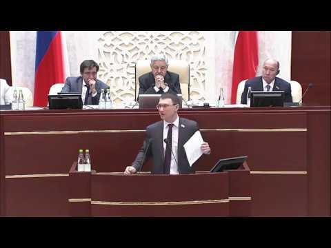 «Выглядит как издевка!»: Прокофьев раскритиковал поправки в закон о митингах РТ