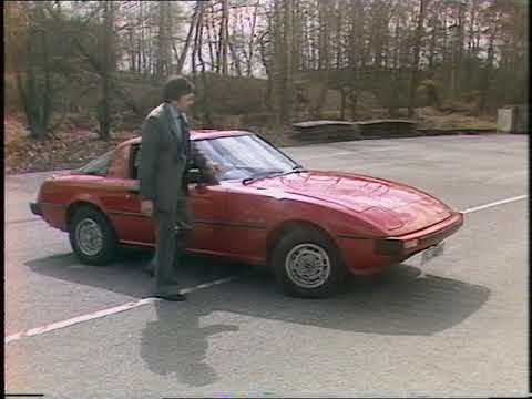 Mazda RX-7 review   Japanese Car   Retro Car   Wheels   1980