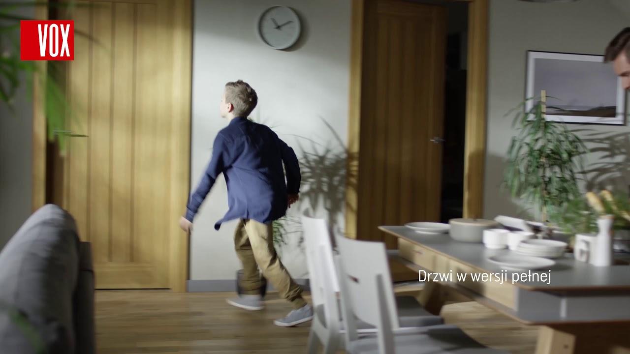 Kolekcja drzwi Uppsala - szczegóły produktu