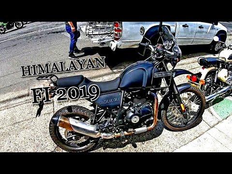Royal Enfield Himalayan FI 2019 | Review en Español | English Subtitles |
