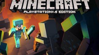 Minecraft PS4: Survival Let