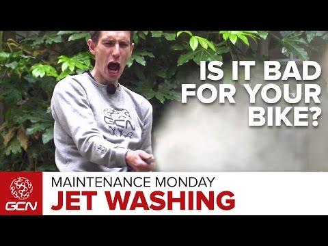 Should You Jet Wash Your Bike? | Maintenance Monday