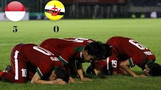 Video Full Match Indonesia VS Brunei (5-0) Piala Asia U19 Highlights - 31 Oktober 2017 download MP3, 3GP, MP4, WEBM, AVI, FLV Juli 2018