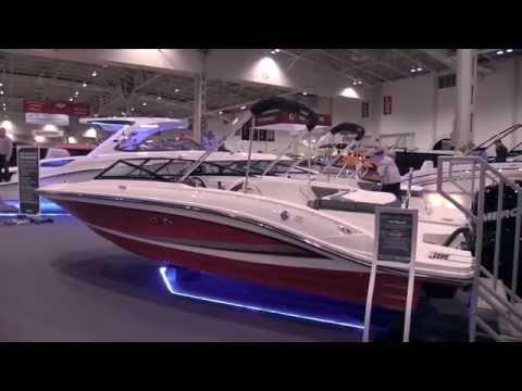 Международная выставка яхт