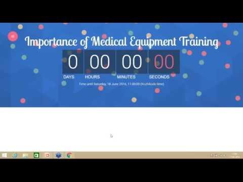 Webinar On Importance Of Medical Equipment Training | Full Video