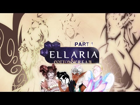 [Casual VN Thursday] Ellaria: Cotton & Cream (Part1): Could this be... an EPIC Adventure? Let's GO!!
