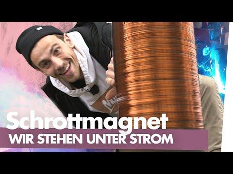 Magnet  bauen   sowas wie ne Anleitung   Kliemannsland