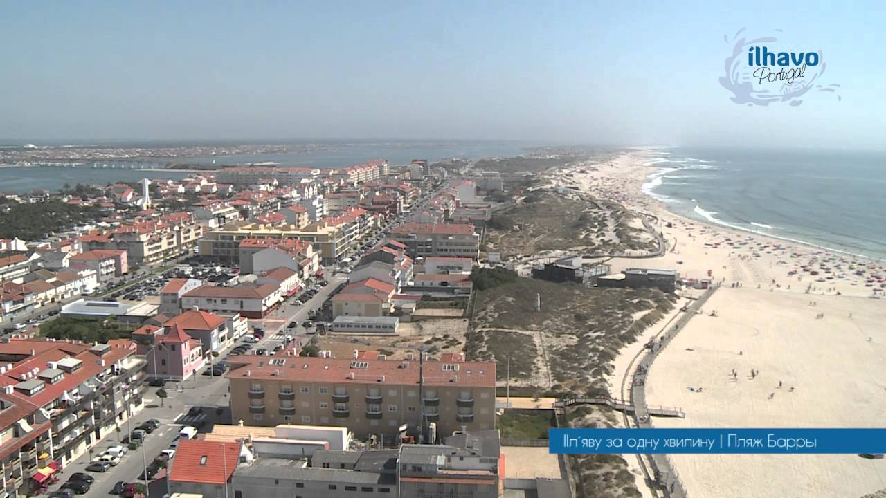 Ilhavo praia da barra webcam
