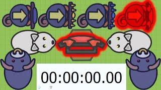 Moomoo.io Speedrun - How Fast Can You Obtain Ruby Shield? (Ruby Shield Speedrun)