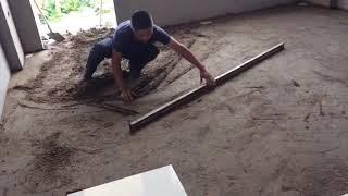 Cách nào để lát nền nhà đẹp