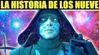 Destiny 2 - La Historia & el Propósito de los Nueve