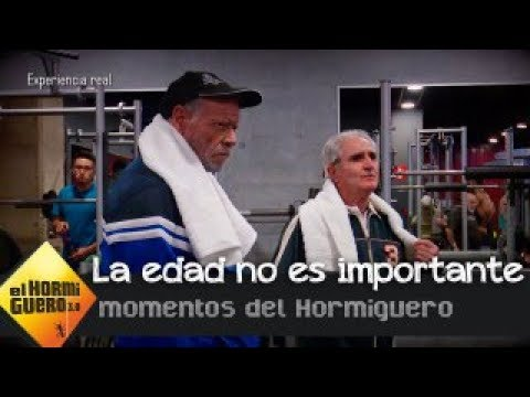 El Abuelo De 72 Años Tricampeón Del Mundo De Culturismo - El Hormiguero 3.0