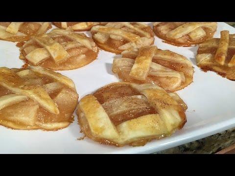 Caramel Apple Pie Cookies