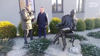 Bieruń: Alfred Nobel ma tu swój pomnik