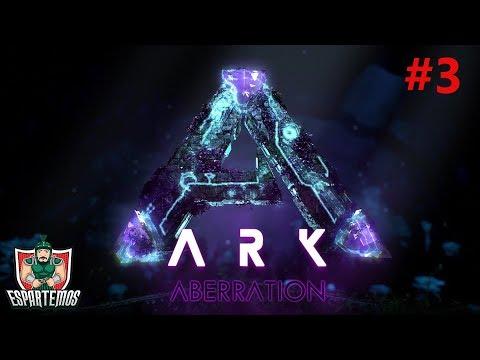 UNEXPECTED DEADLY METAL RUN!!! | Ark Aberration Episode #3
