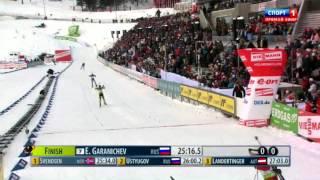 Евгений Гараничев  Спринт Холменколлен 2011-2012