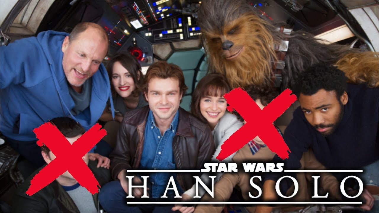 'Star Wars' Han Solo Film Loses Directors Phil Lord and Christopher Miller