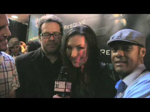COOPER HARRIS, JAMIE FISHBACK, & JAMES RHODIMER w/ TYRONE TANN - THE RESOLVE Premiere