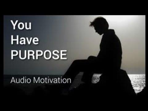 Depression Motivational Speech ( suicidal? you have ...
