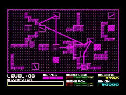 Memorias Spectrumeras 10 - DEFLEKTOR (ZX Spectrum)