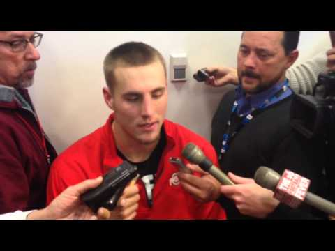 Jeff Heuerman on J.T. Barrett