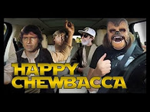HAPPY CHEWBACCA MASK - Songify This!【1 HOUR】