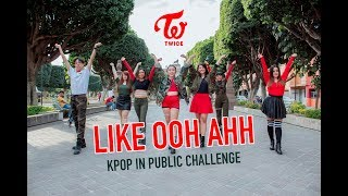 [KPOP IN PUBLIC MEXICO] TWICE - Like OOH-AHH Dance Cover [Sapphire]