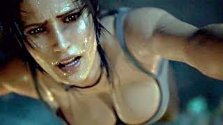 connectYoutube - Tomb Raider Definitive Edition All Cutscenes Movie